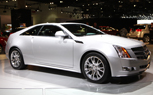 LA 2009: 2011 Cadillac CTS Coupe Official Debut
