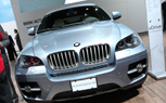 LA 2009: BMW X6 ActiveHybrid Makes M Power, Passable Fuel Economy