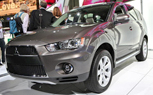 LA 2009: Mitsubishi Introduces GT Model to Outlander Lineup