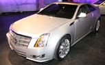 LA 2009: 2011 Cadillac CTS Coupe World Premiere