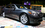 LA 2009: New Infiniti M37, M56 Unleashed in Los Angeles