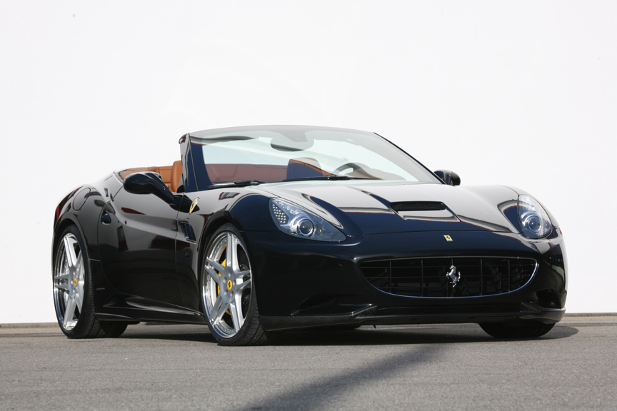 Report: Novitec Rosso Releases Modest Tuning Package for the Ferrari California