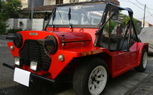 Detroit Preview: MINI Planning Moke Concept