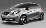 Honda New Small Concept Targets Emerging Markets, Headed to Production in 2011