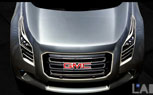 Detroit Preview: GMC Granite Teased as Urban Utility Concept