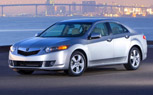 Report: Acura TSX Will be First Hybrid Model from Honda's Luxury Division