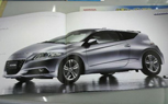 Detroit Preview: Production Honda CR-Z Headed to Detroit