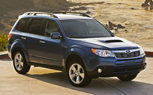 Detroit 2010: Subaru Forester Gets Two New Option Packages for 2010