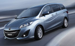 Geneva Preview: All-New Mazda5 Model Set for Debut in March
