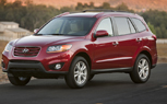 Detroit 2010: 2010 Hyundai Santa Fe to Debut With Two New Fuel Efficient Engines