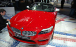 Detroit 2010: BMW Z4 sDrive35is Debuts With 335-hp