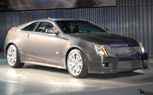 Detroit 2010: Cadillac CTS-V Coupe, First Live Photos