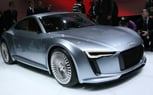 Detroit 2010: First Live Photos of Updated, Rear-Drive Audi E-Tron