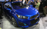 Detroit 2010: Chevy Aveo RS Concept Previews 2011 Aveo