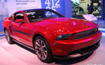 Detroit 2010: Ford Mustang GT California Special Debuts in Detroit