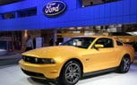 Detroit 2010: 5.0-Liter Ford Mustang GT Officially Debuts in Detroit