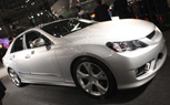 Tokyo Auto Salon 2010: Toyota Displays Japanese-Market Mark X and Sai
