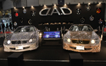 Tokyo Auto Salon 2010: D.A.D Mercedes-Benz – Double the Pleasure, Double the Bling