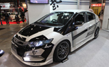 Tokyo Auto Salon 2010: J's Racing Honda Insight and S2000