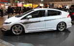 Tokyo Auto Salon 2010: Tommy Kaira Eco-Spo Aerodynamics for the Toyota Prius and Honda Insight