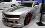 Tokyo Auto Salon 2010: Goodyear Goes Domestic With Chevy Camaro