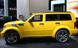 Detroit 2010: Dodge Unveils Refreshed Nitro Model With More Power, Brighter Paint