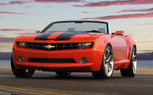Report: Chevy Camaro Convertible Contract Goes to Magna with Production of 20,000 Units Annually