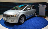 Detroit 2010: BYD e6 Electric Crossover Coming to America in 2010