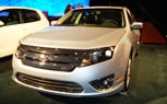 Detroit 2010: Ford Fusion Hybrid Named North American Car of the Year