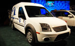 Detroit 2010: Ford Transit Connect Named North American Truck of the Year