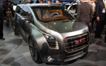 Detroit 2010: GMC Granite Concept Poised to Take on Scion xB With Added Boxiness