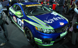 Detroit 2010: Kia displays GRAND-AM Challenge Series Forte Koup