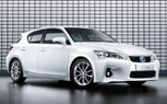 Leaked: Lexus CT200h Brochure Shows New European Hybrid Hatch Ahead of Geneva Debut