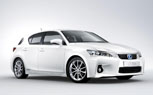 Lexus CT200h Officially Revealed With Worldwide Sales to Begin This Year