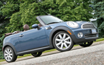 Kansas City Man Wins MINI Convertible Challenge for Most Hours Clocked Top-Down