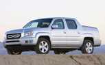 Report: New Honda Ridgeline Pickup Coming in 2011