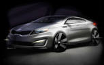 New York Preview: 2011 Kia Optima (Magentis) Teased