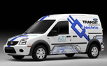 Ford Transit Connect Electric and TC Taxi to Debut at Chicago Auto Show