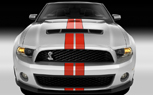 2011 Shelby GT500 Gets Less Weight, More Power and Improved Handling