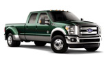 2011 Ford F-Series Super Duty Makes 735 ft-lbs of Torque, Rated to Tow 24,400 lbs