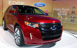 Chicago 2010: Facelifted 2011 Ford Edge First to Get EcoBoost 4-Cylinder