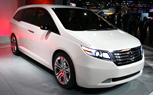 Chicago 2010: Honda Odyssey Concept Foreshadows 2011 Production Model