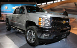 Chicago 2010: 2011 Chevrolet Silverado HD World Premiere and First Live Photos