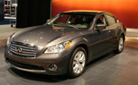Chicago 2010: 2011 Infiniti M56 Makes Public Debut at Chicago Auto Show
