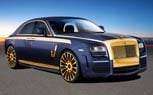 Geneva Preview: Mansory to Unveil Ghastly Rolls-Royce Ghost With 720-hp