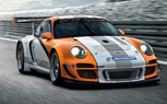 Video: Porsche GT3 R Hybrid Hits the Track