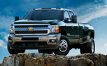 2011 Chevy Silverado Heavy Duty Gets More Powerful and Efficient Duramax 6.6 and Allison Tranny