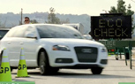 "Audi SuperBowl Ad Revealed With ""Green Police"" and the A3 TDI"