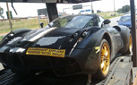 Spied: Pagani C9 Caught Testing in South Africa