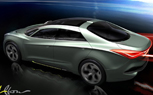 Geneva Preview: Hyundai i-Flow Concept Previews Sonata Replacement for Europe
